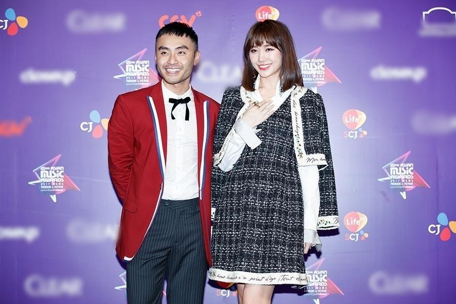 Hari Won được mời làm MC trao giải cho chương trình Music Awards - Tin sao Viet - Tin tuc sao Viet - Scandal sao Viet - Tin tuc cua Sao - Tin cua Sao