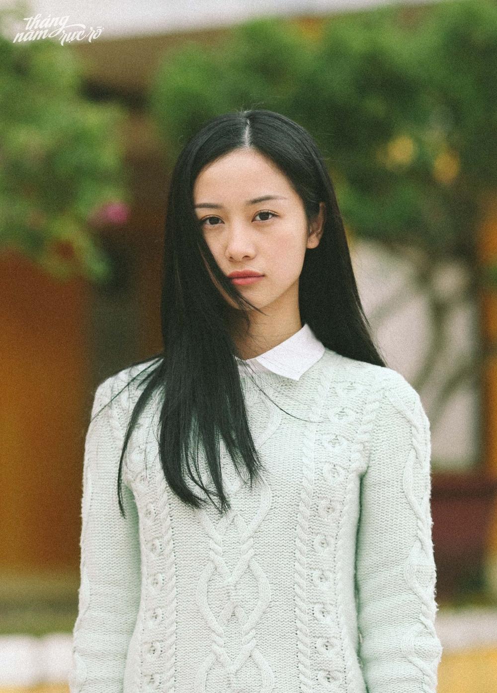 Jun Vũ vào vai Tuyết Anh một vai diễn ít thoại nhưng có điển nhấn về mặt hình ảnh và thần thái - Tin sao Viet - Tin tuc sao Viet - Scandal sao Viet - Tin tuc cua Sao - Tin cua Sao