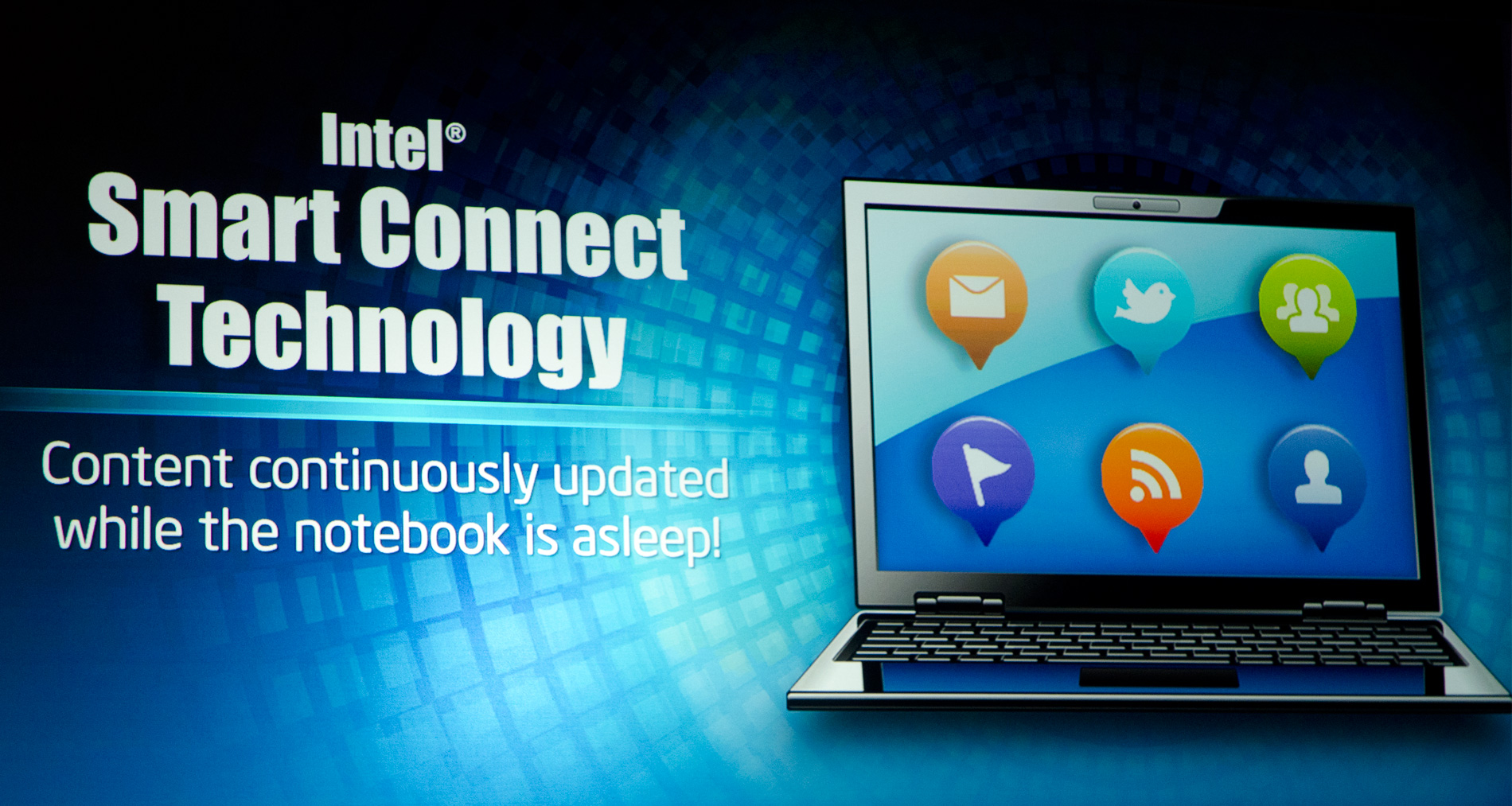 New Intel Marketing Terms: Smart Connect & Rapid Start Technology