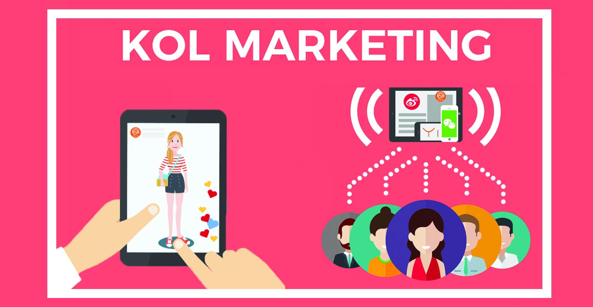 Kol marketing là gì? Những điều bạn chưa biết về dịch vụ Kol marketing
