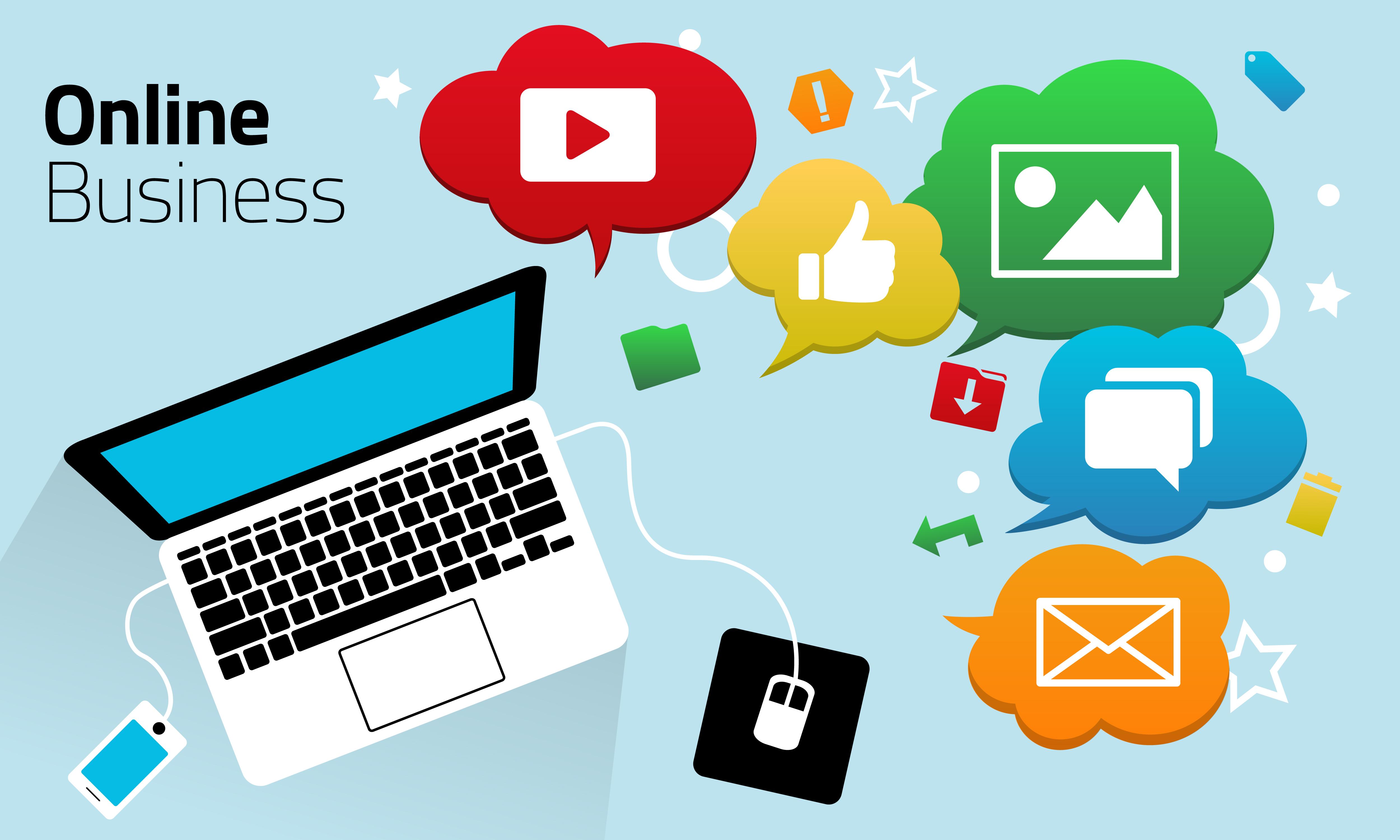 Ưu, nhược điểm của kinh doanh online mà bạn nên biết | ThegioiMarketing.vn