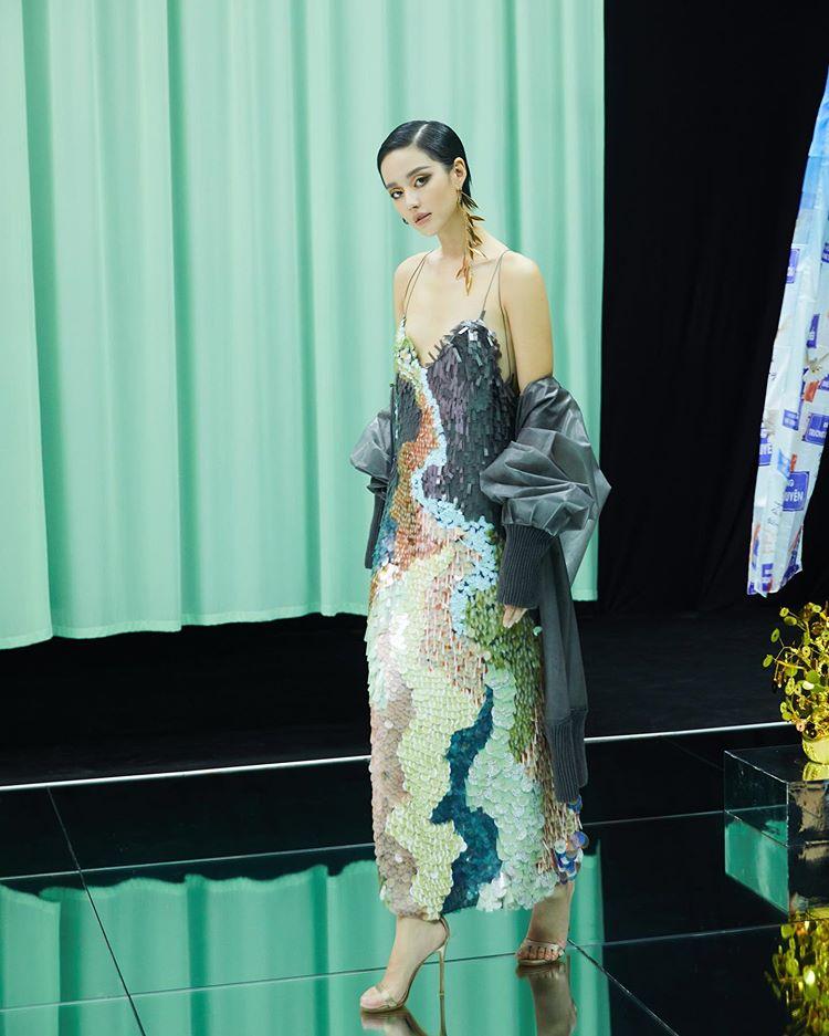 Khánh Linh - Fashionista nổi tiếng