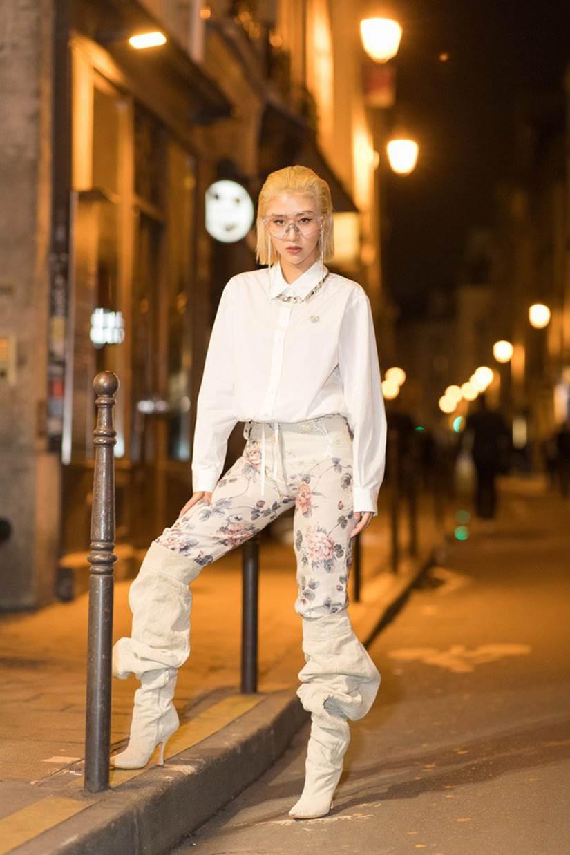 Quỳnh Anh Shyn - Fashionista nổi tiếng