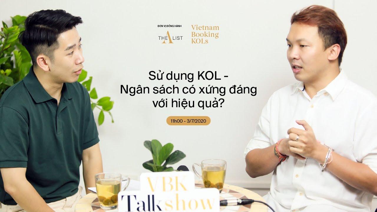 Tips Booking KOL hiệu quả 2