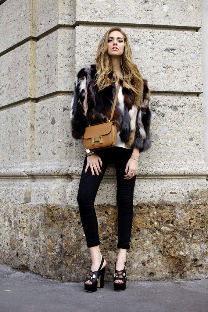 Phong cách thời trang nữ độc đáo của Chiara.