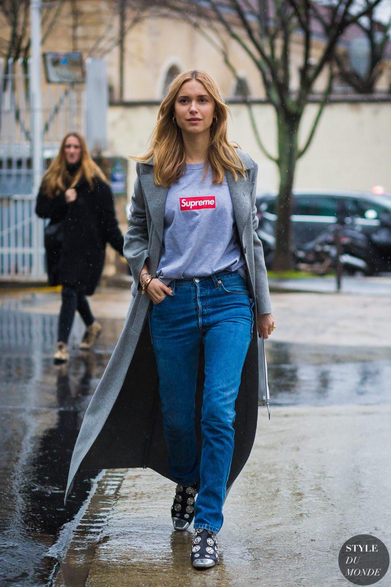 Phong cách thời trang nữ của Pernille Teisbaek luôn là thu hút ánh nhìn của nhiều người.