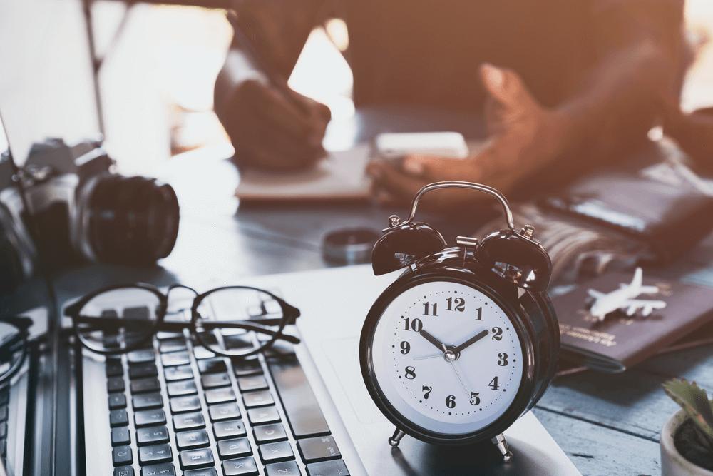quỹ thời gian và phong cách làm việc